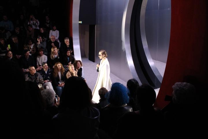 Ma présence au défilé Dior pour la FashionWeek